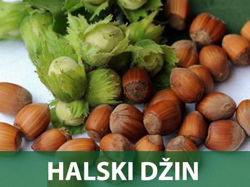 Halski džin sadncie